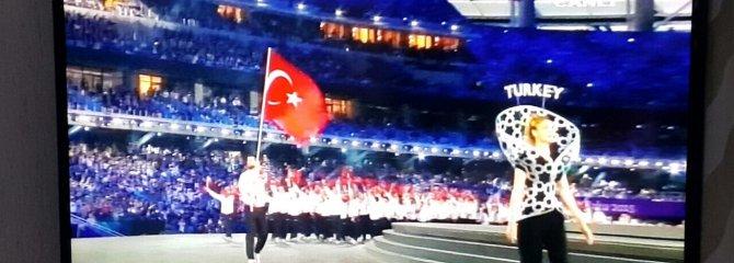BARRISOL'ü tercih eden Bakü Olimpiyat Stadyumunun açılışı, görkemli bir tören ile 12.Haziran günü yapıldı !